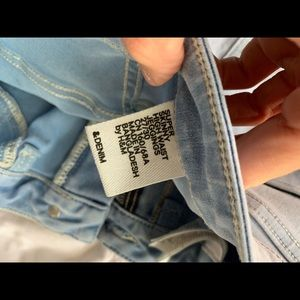 H&M super stretch skinny jeggings